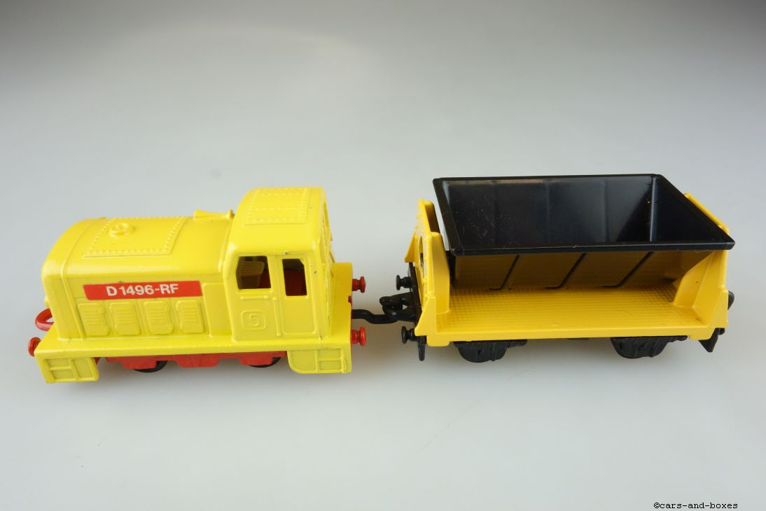 TP-020 Shunter & Side Tipper - 59911