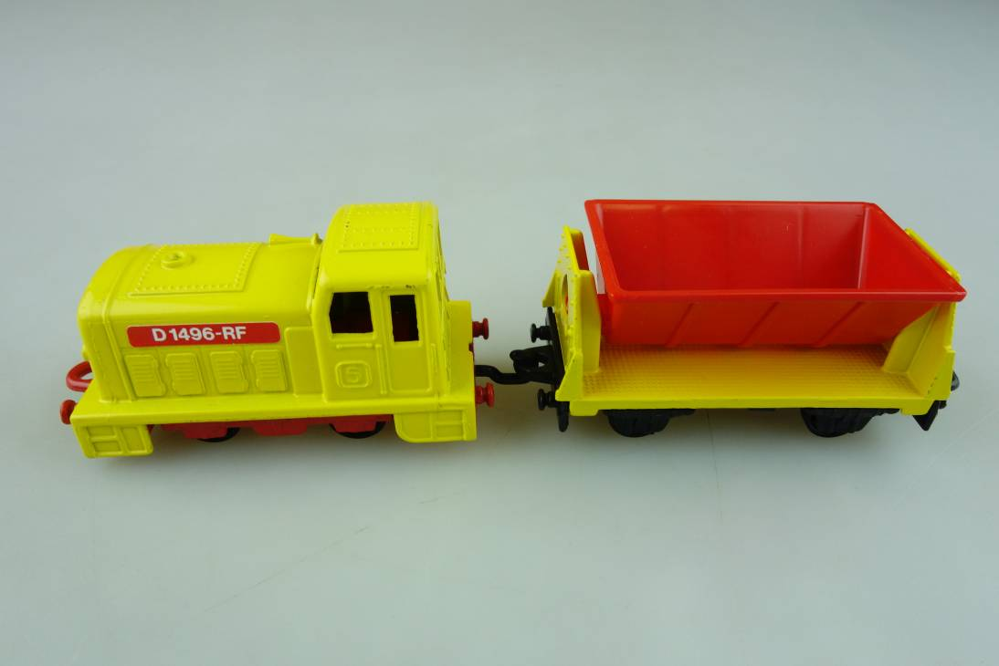 TP-020 Shunter & Side Tipper - 59963