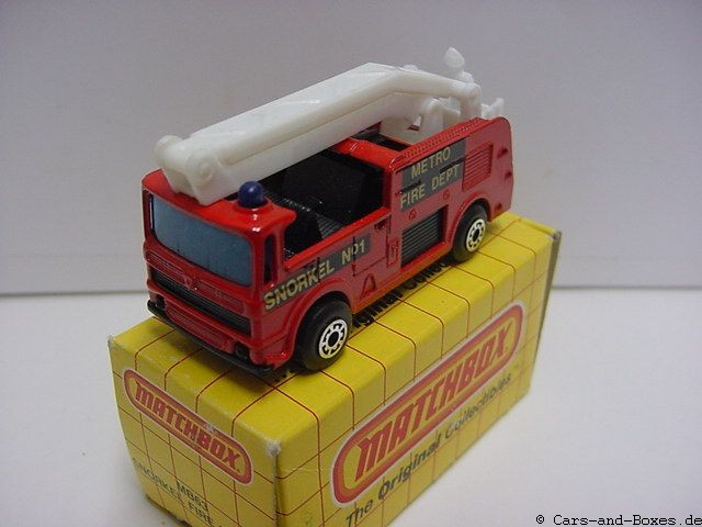 Snorkel Fire Engine (63-E/13-E) - 60168