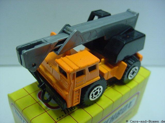 Faun Mobile Crane Truck (42-E) - 60243