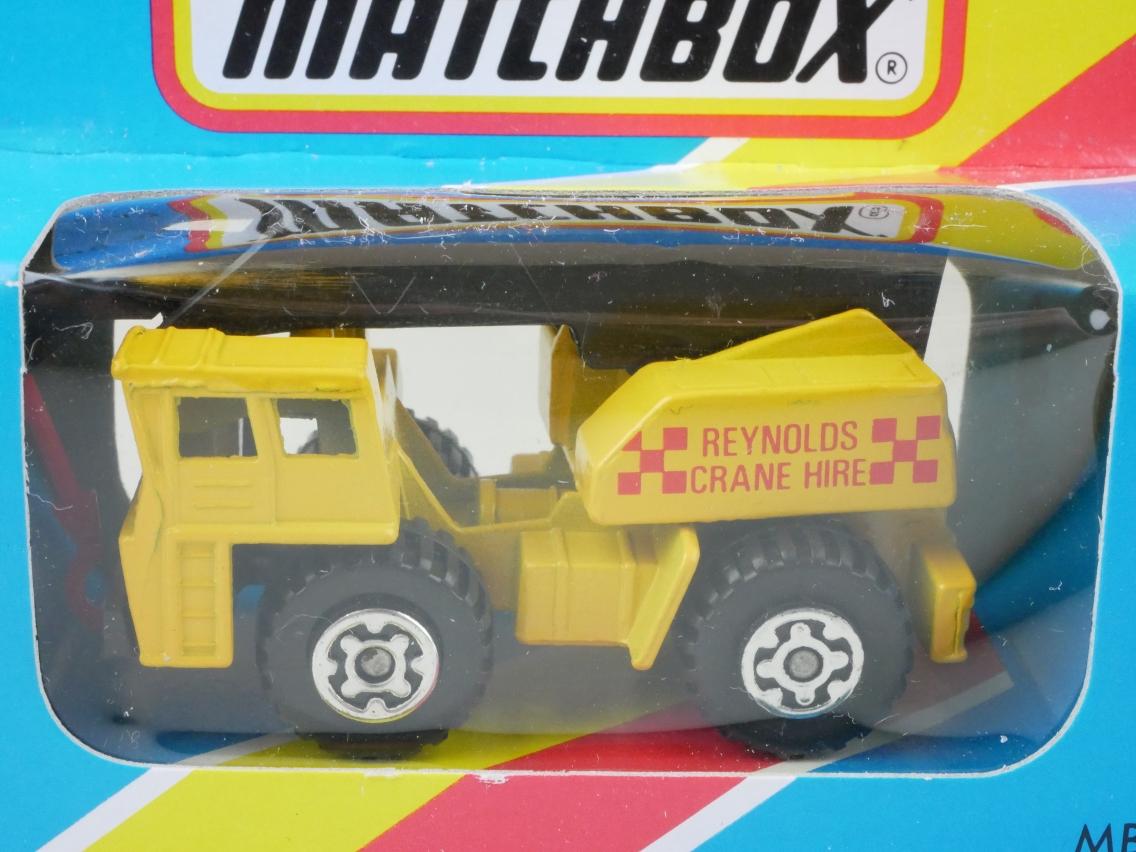 Faun Mobile Crane Truck (42-E) - 60399