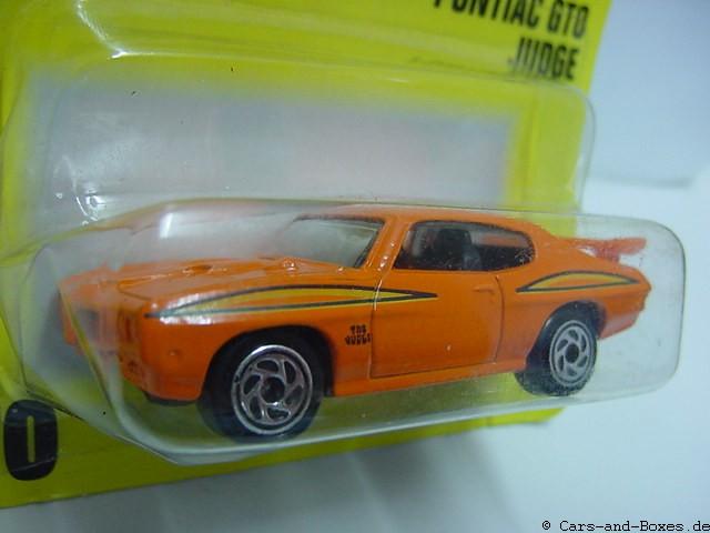 '70 Pontiac GTO 'The Judge' (70-H/64-G) - 60432