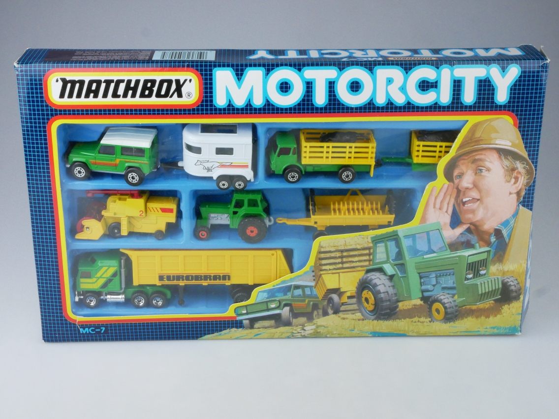 MC-007 Motorcity Farming Set - 60496