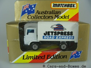 Dodge Delivery Truck Jetspress (72-E) - 61035