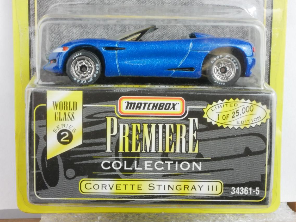 Corvette Sting Ray III - 61064