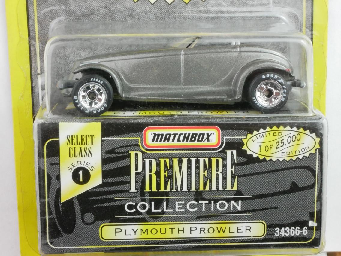 Chrysler Plymouth Prowler - 61070