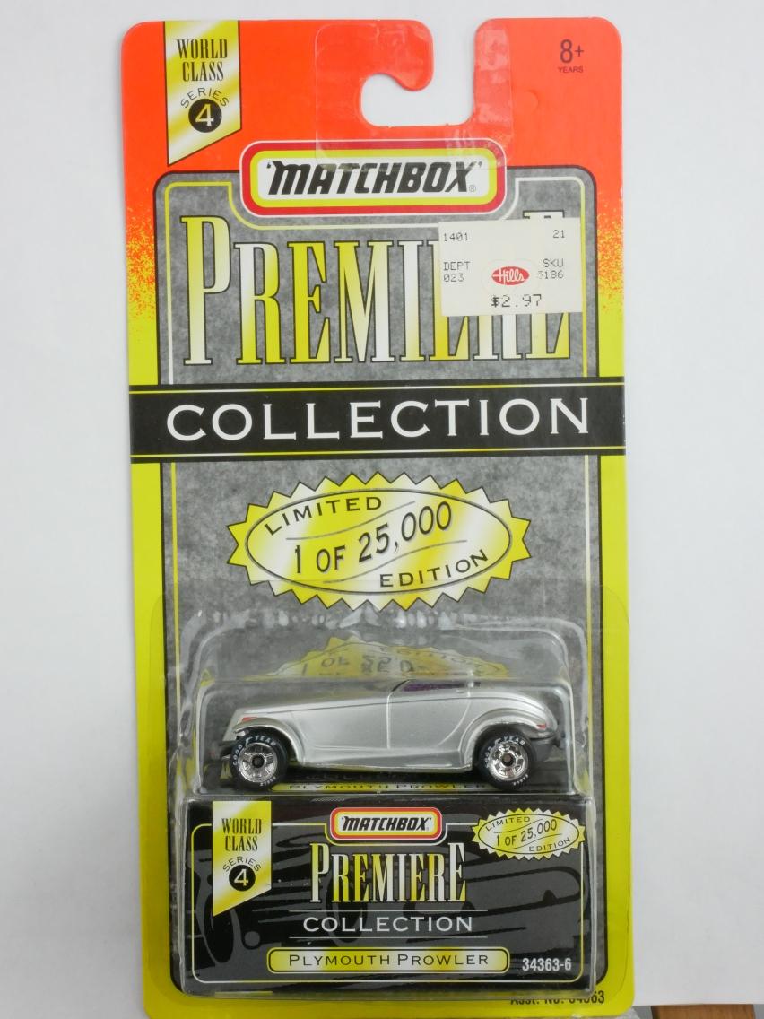 Chrysler Plymouth Prowler - 61078