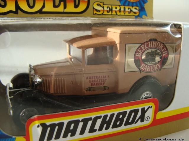 "Ford Model 'A' Van ""Beechworth Bakery Australia"" (38-E/76-C) - 61091"