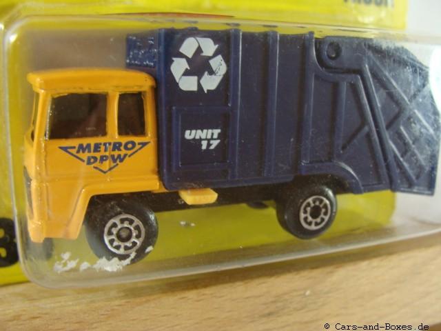 Refuse Truck gelb (36-D) - 61112