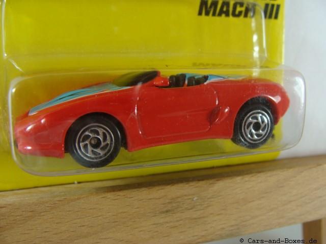 Mustang Mach III (15-J/28-K) - 61114