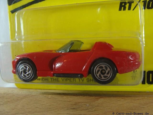 Dodge Viper RT 10 Cabrio rot (10-F/12-J) - 61117