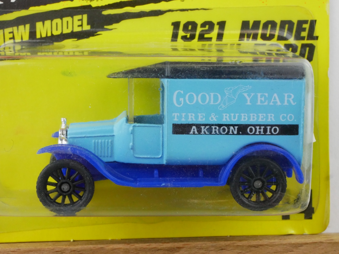'21 Ford Model 'T' Van GOODYEAR (44-H) - 61120