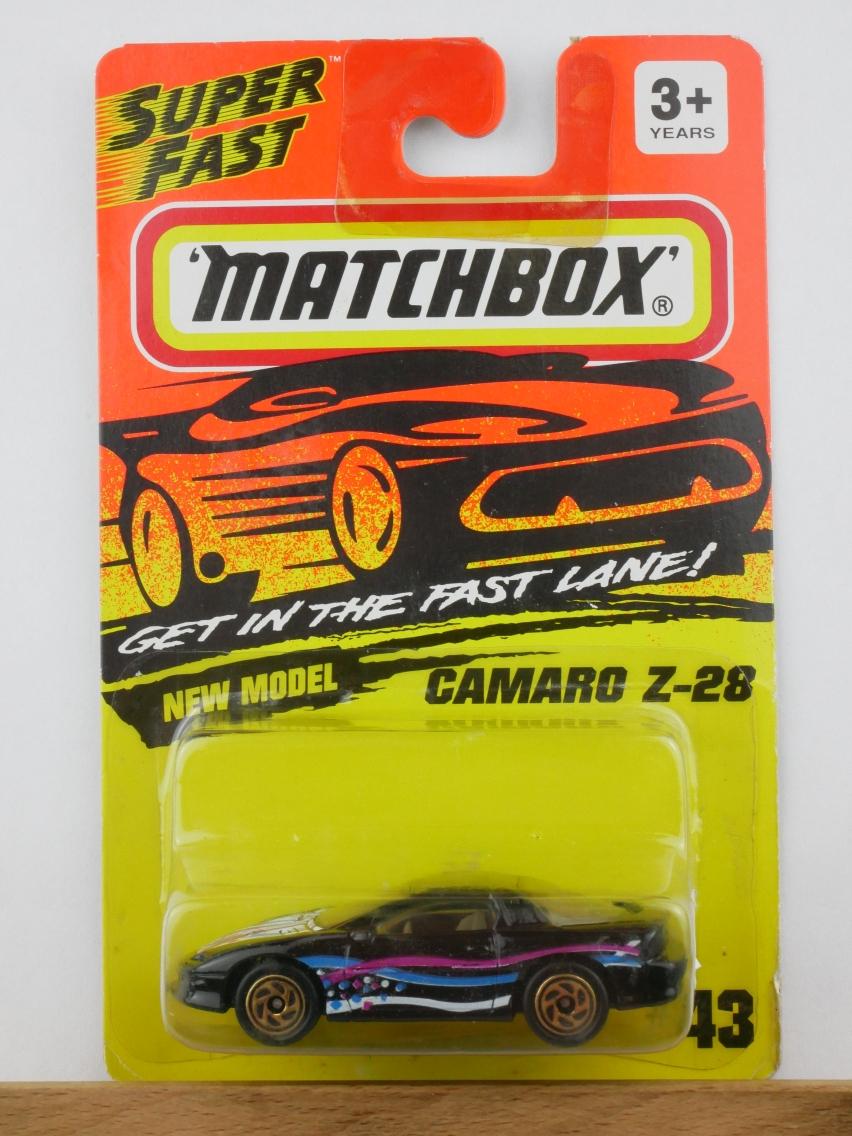 Camaro Z-28 (43-I/56-H) - 61145