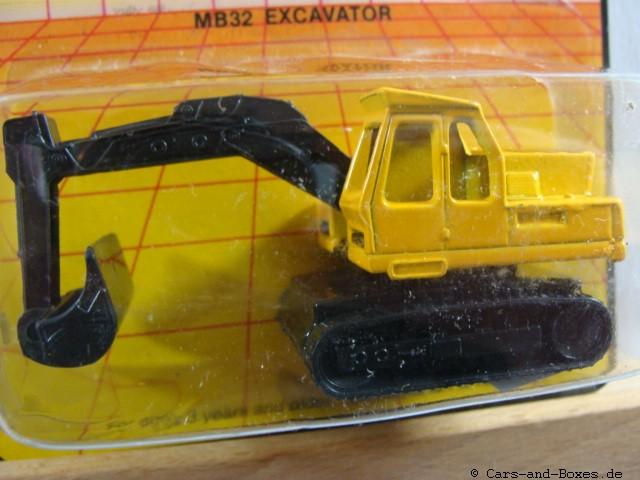 Atlas Excavator (32-D/06-F) - 61151