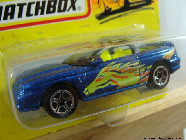 Mustang Cobra (71-H/43-J) - 61205