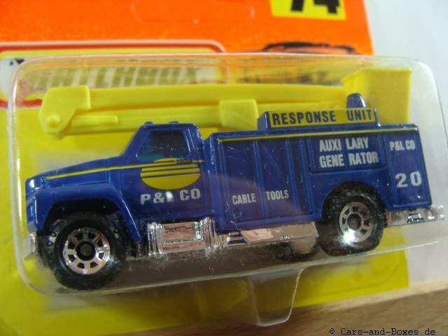 Utility Truck (33-G/74-I) - 61207