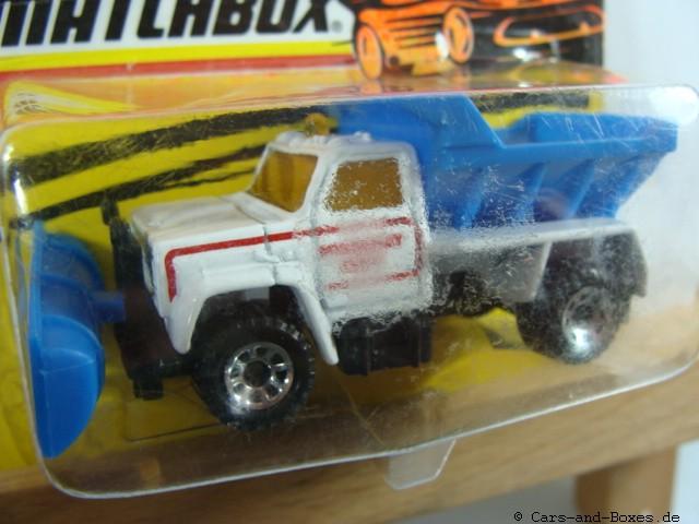 Highway Maintenance Truck Snow Plow (45-E/69-G) - 61226