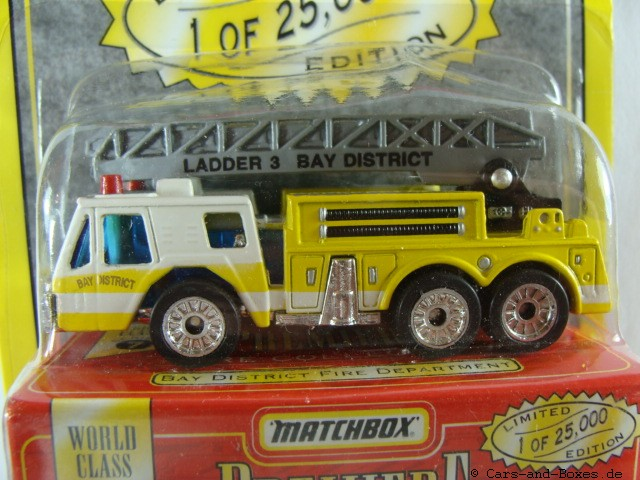 Bay District Fire Department - 61309