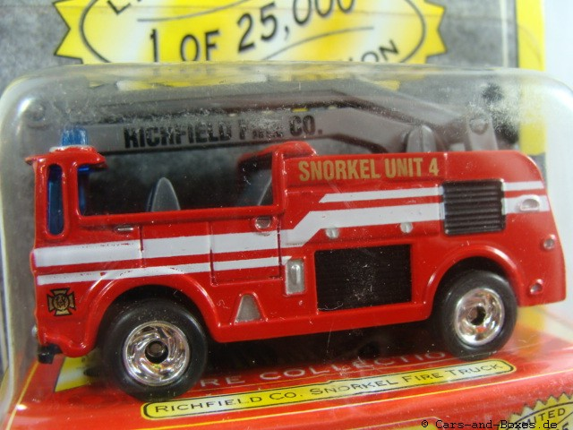 Richfield Co. Snorkel Fire Truck - 61337