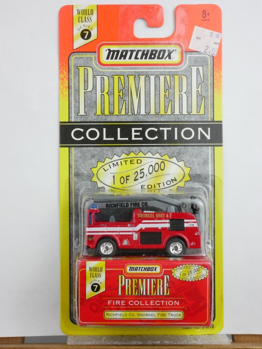 Richfield Co. Snorkel Fire Truck - 61337