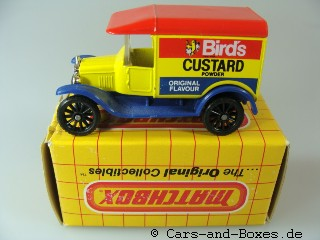 '21 Ford Model 'T' Van Bird's (44-H) - 61340