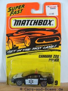 Camaro Z-28 Police b (59-H/56-J) - 61396