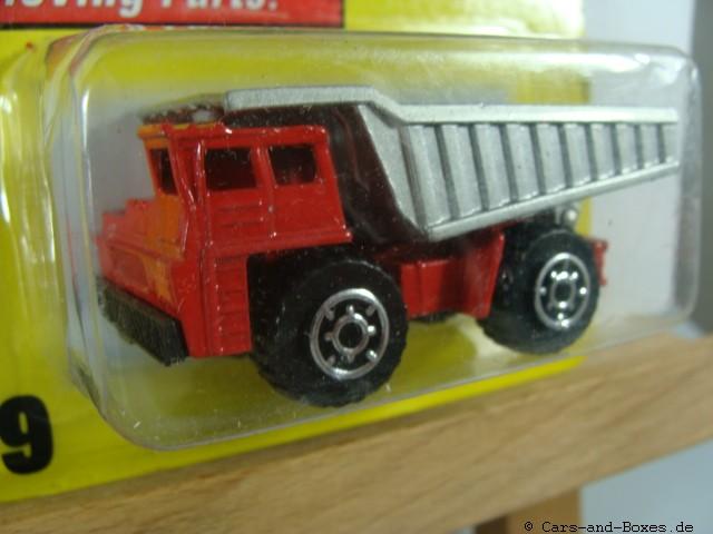 Faun Dump Truck / Earth Mover (09-H/53-E) - 61414