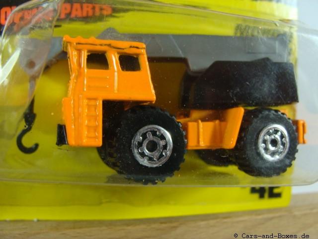 Faun Mobile Crane Truck (42-E) - 61426