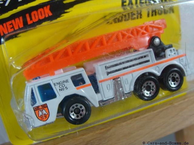 Extending Ladder Fire Engine (18-C) - 61446