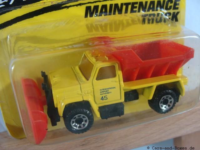 Highway Maintenance Truck Snow Plow (45-E/69-G) - 61458