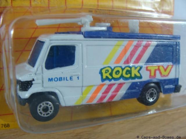 TV News Truck Rock TV (68-G/73-D) - 61482