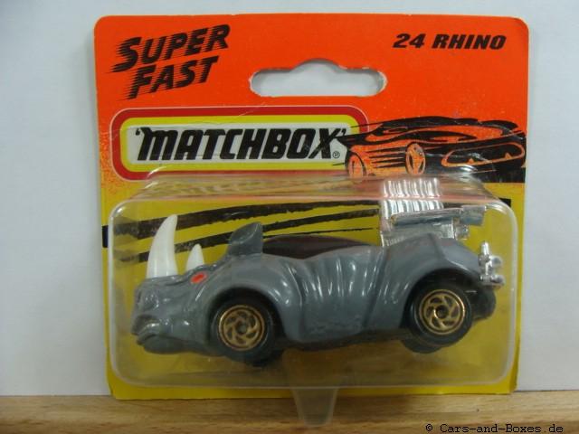 Rhino Rod (53-H/24-J) - 61512