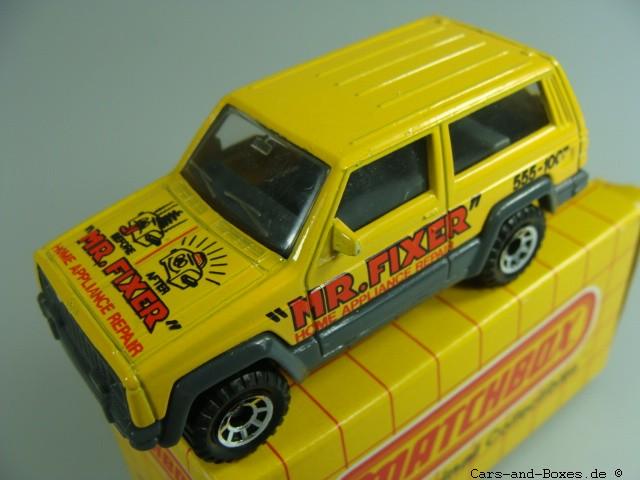 Jeep Cherokee Mr. Fixer (27-D/73-F/51-J) - 61549