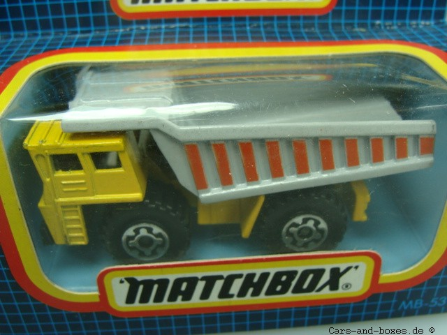 Faun Dump Truck / Earth Mover (09-H/53-E) - 61699