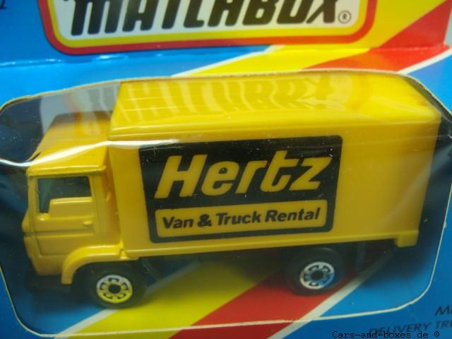 Dodge Delivery Truck Hertz (72-E) - 61726