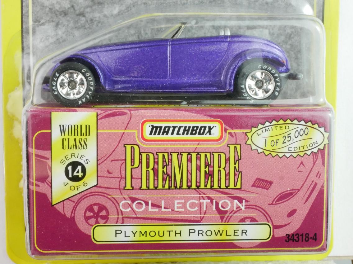 Chrysler Plymouth Prowler - 61883