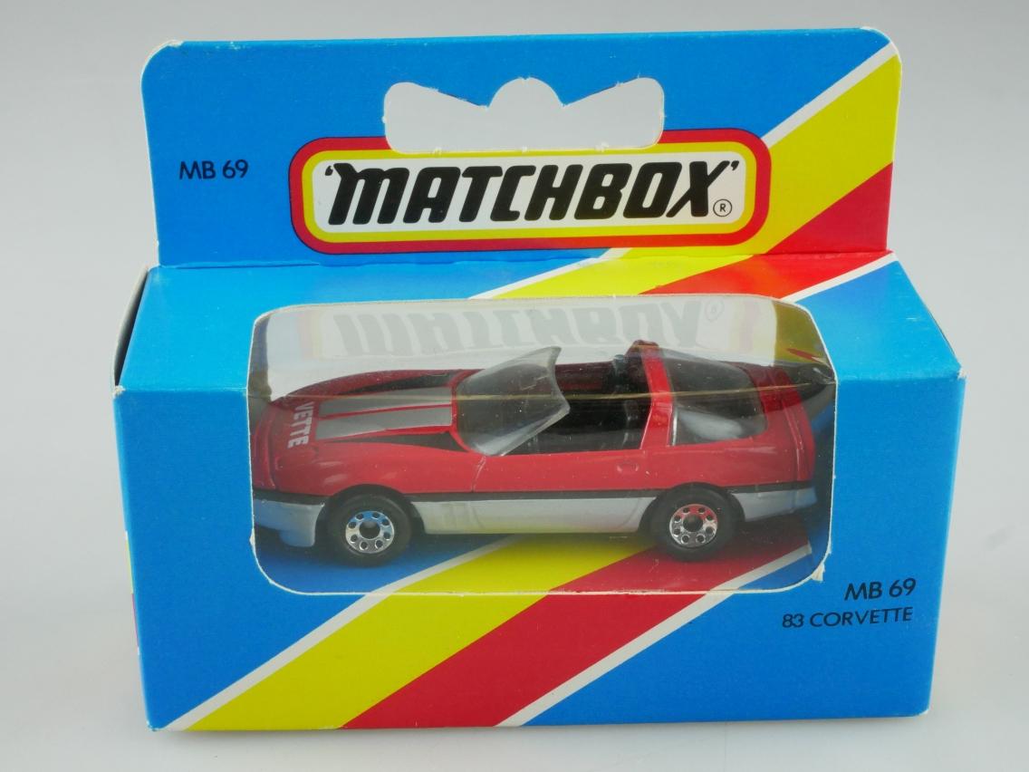 1983/84 Corvette (14-E/69-E) - 61898
