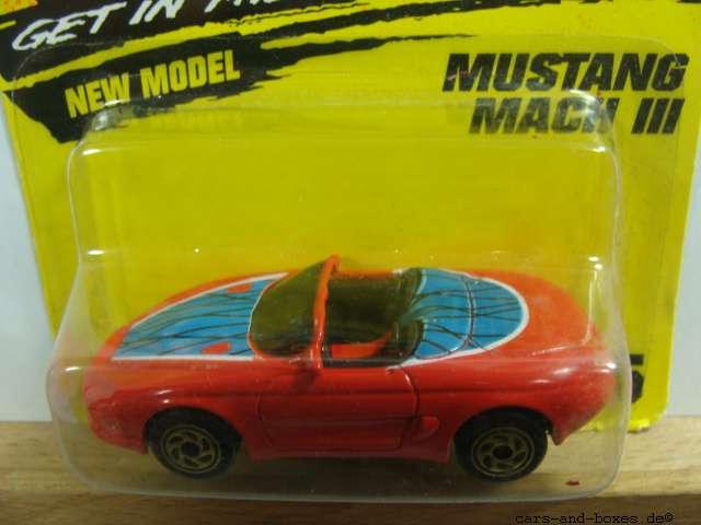 Mustang Mach III (15-J/28-K) - 62173