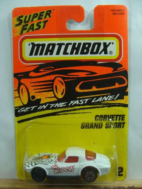'65 Corvette Grand Sport (02-G/15-G) - 62205