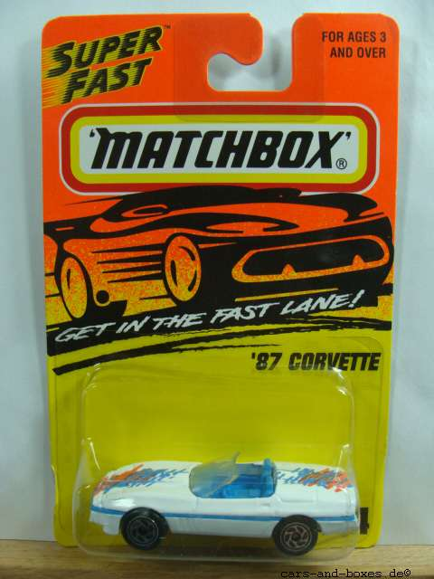 '87 Corvette (14-G/28-G) - 62213