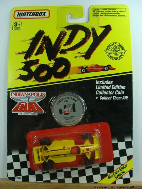 Indy 500 1966 Graham Hill - 62370