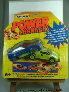 Power Changers # 2 - 62387