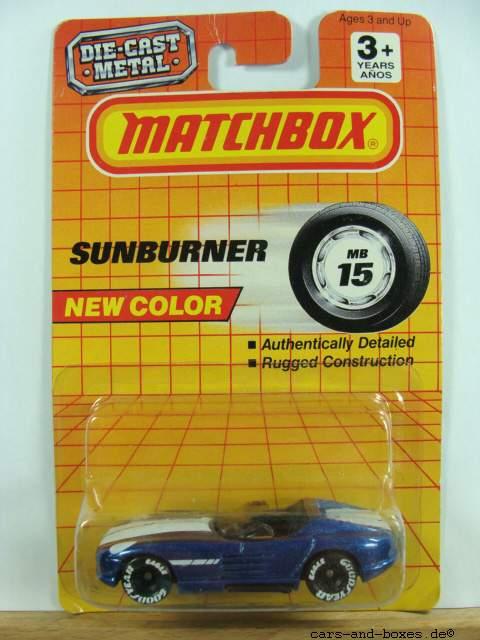 Sunburner (15-I/41-I) - 62411