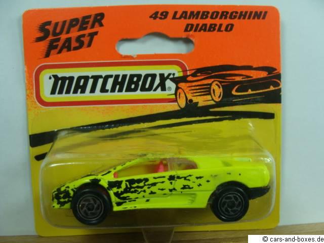 Lamborghini Diablo (22-H/49-F) - 62646