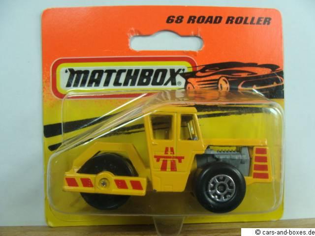 Road Roller (40-F/68-H) - 62653