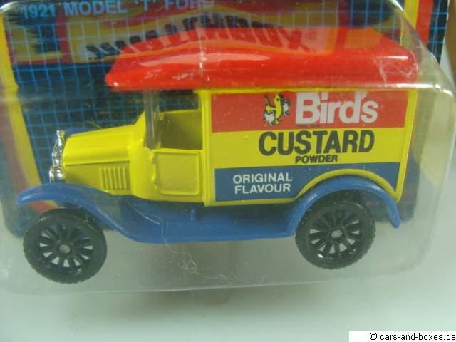 '21 Ford Model 'T' Van Bird's (44-H) - 62716