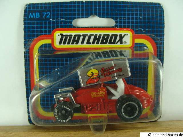 Sprint Racer (34-E/72-J) - 62739