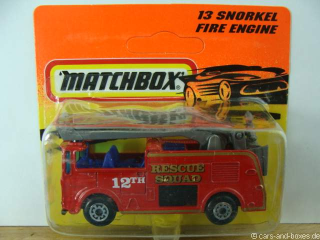 Snorkel Fire Engine (63-E/13-E) - 63211