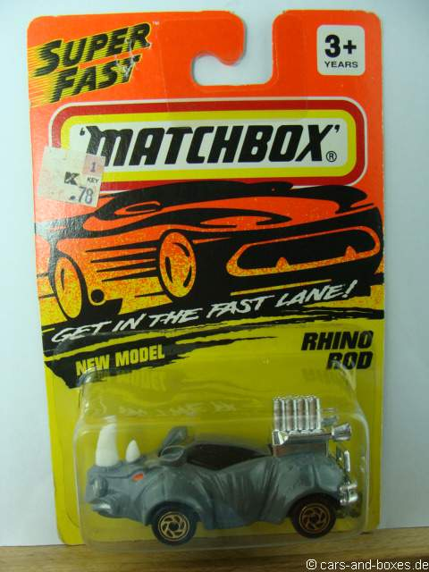 Rhino Rod (53-H/24-J) - 63292