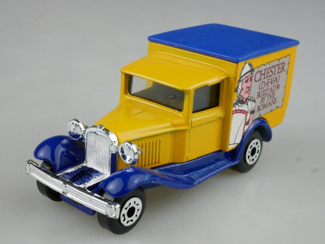 "Ford Model 'A' Van ""Chester Souvenir"" (38-E/76-C) - 63360"